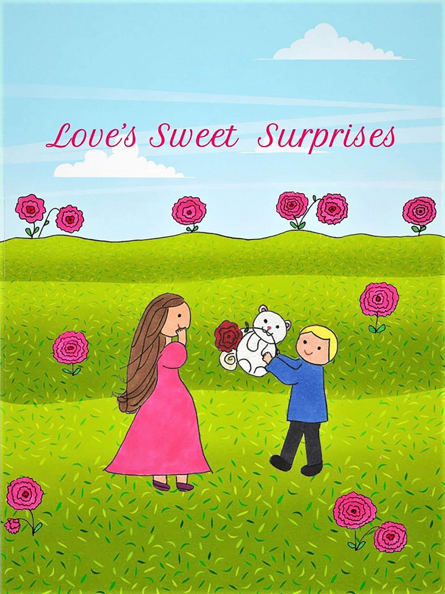 Love's Sweet Surprises eCard