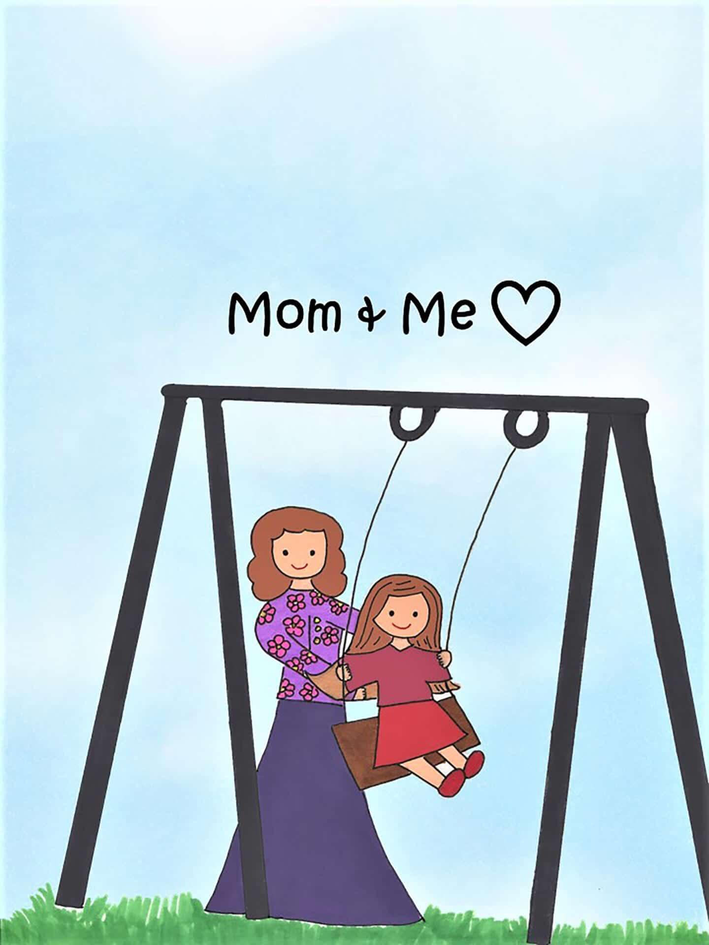 Mom & Me eCard