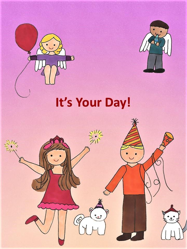 Birthday Celebration eCard