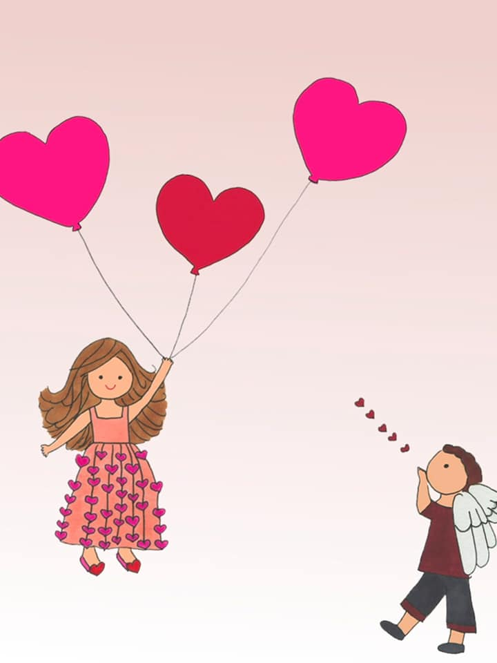 Love Lifts Me Animated eCard