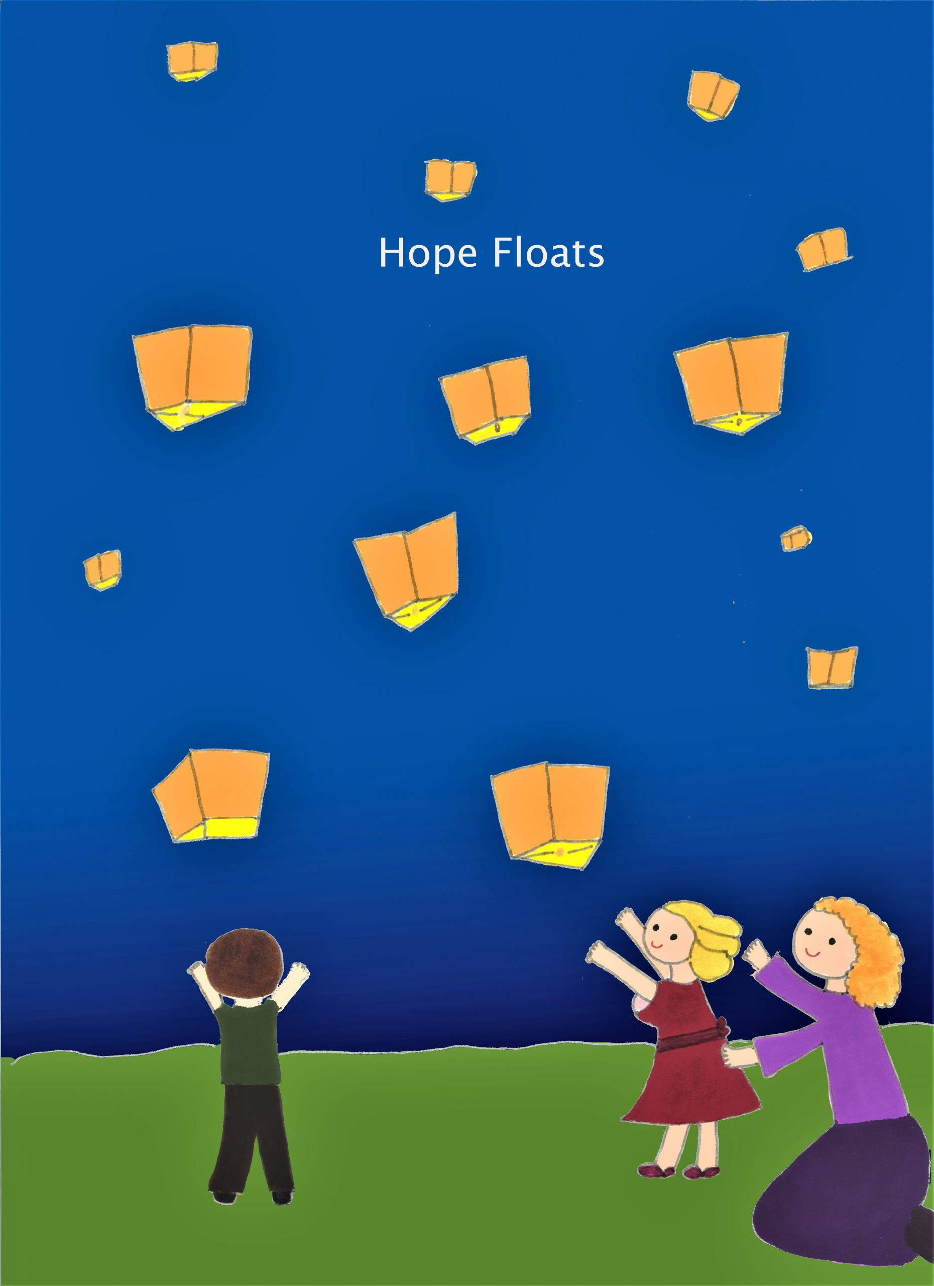 Hope Floats Animated eCard