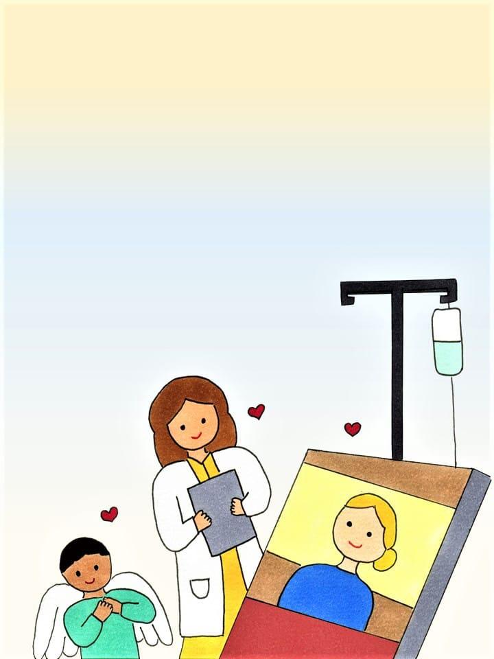Hospital – Get Well eCard