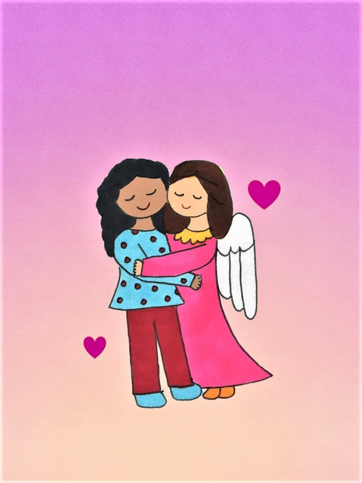 Loved by Angels eCard