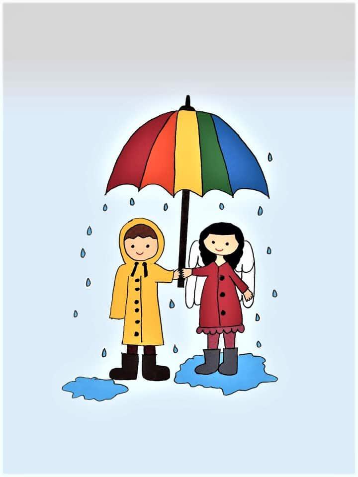 Rain or Shine eCard
