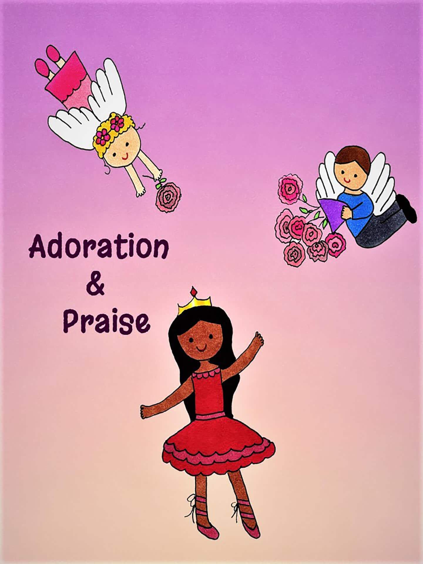 Adoration & Praise eCard