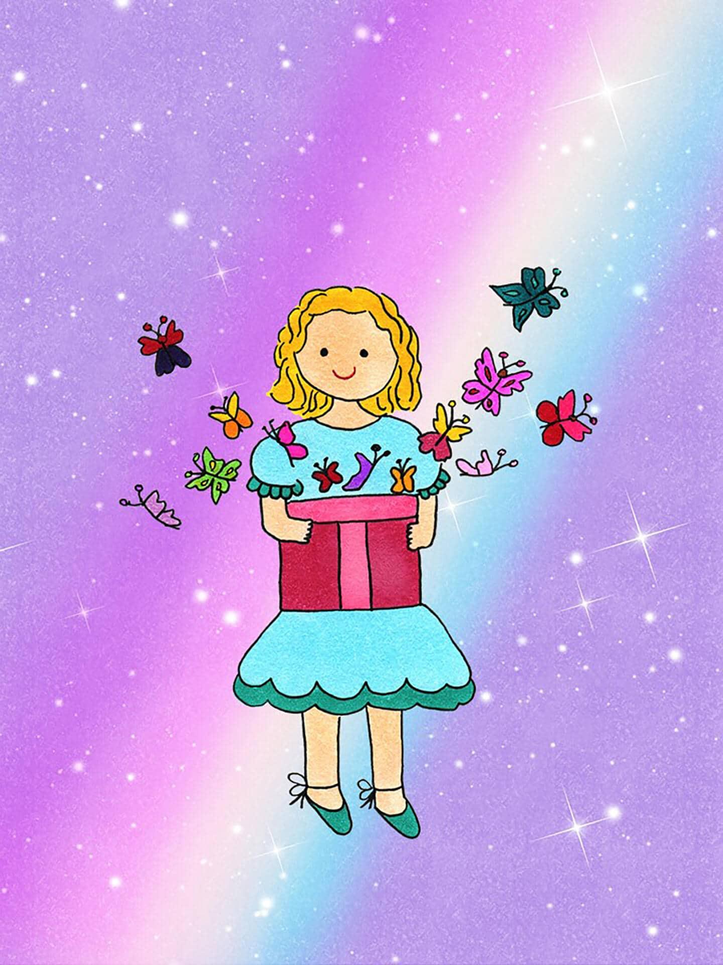 Birthday Wonders Animated Card