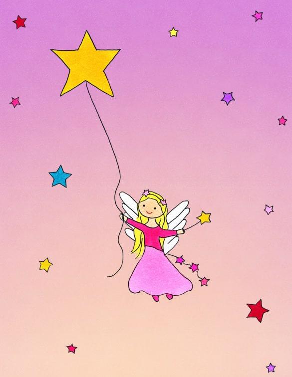 Angels Watching Over Us eCard