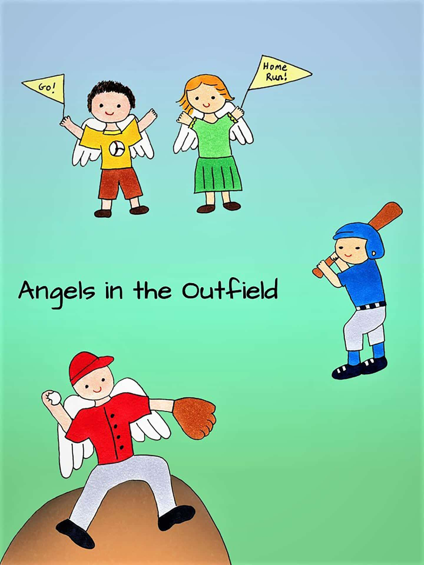 Angels in the Outfield eCard
