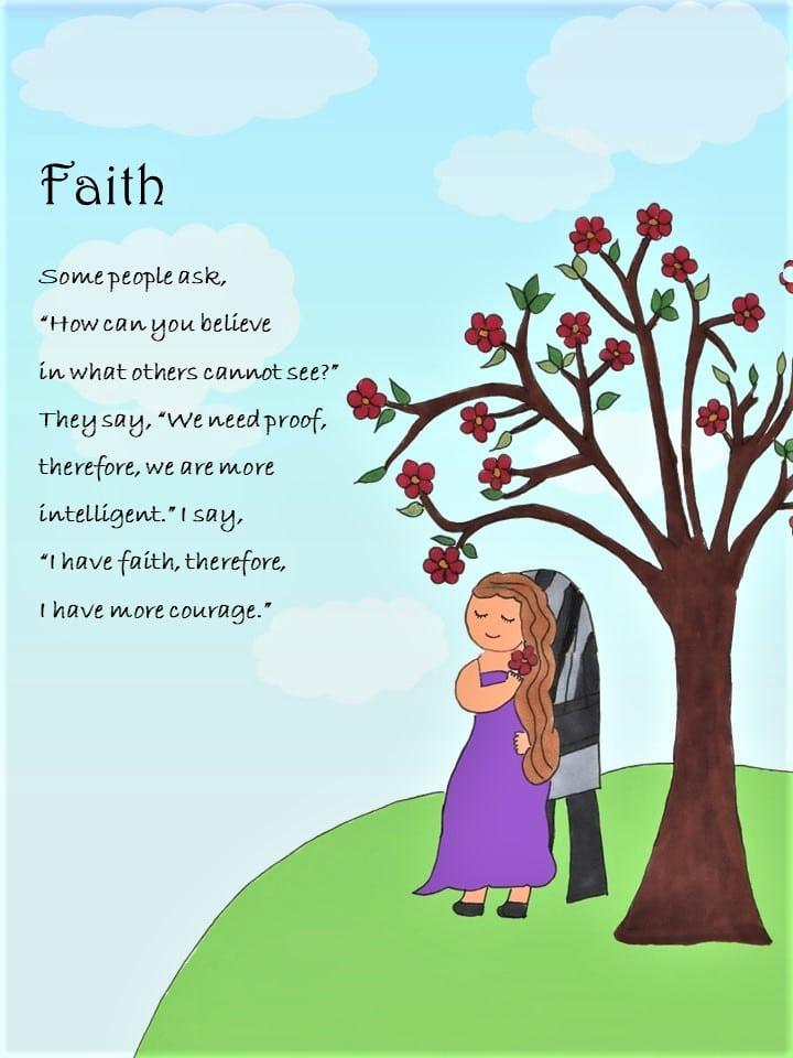 Faith eCard