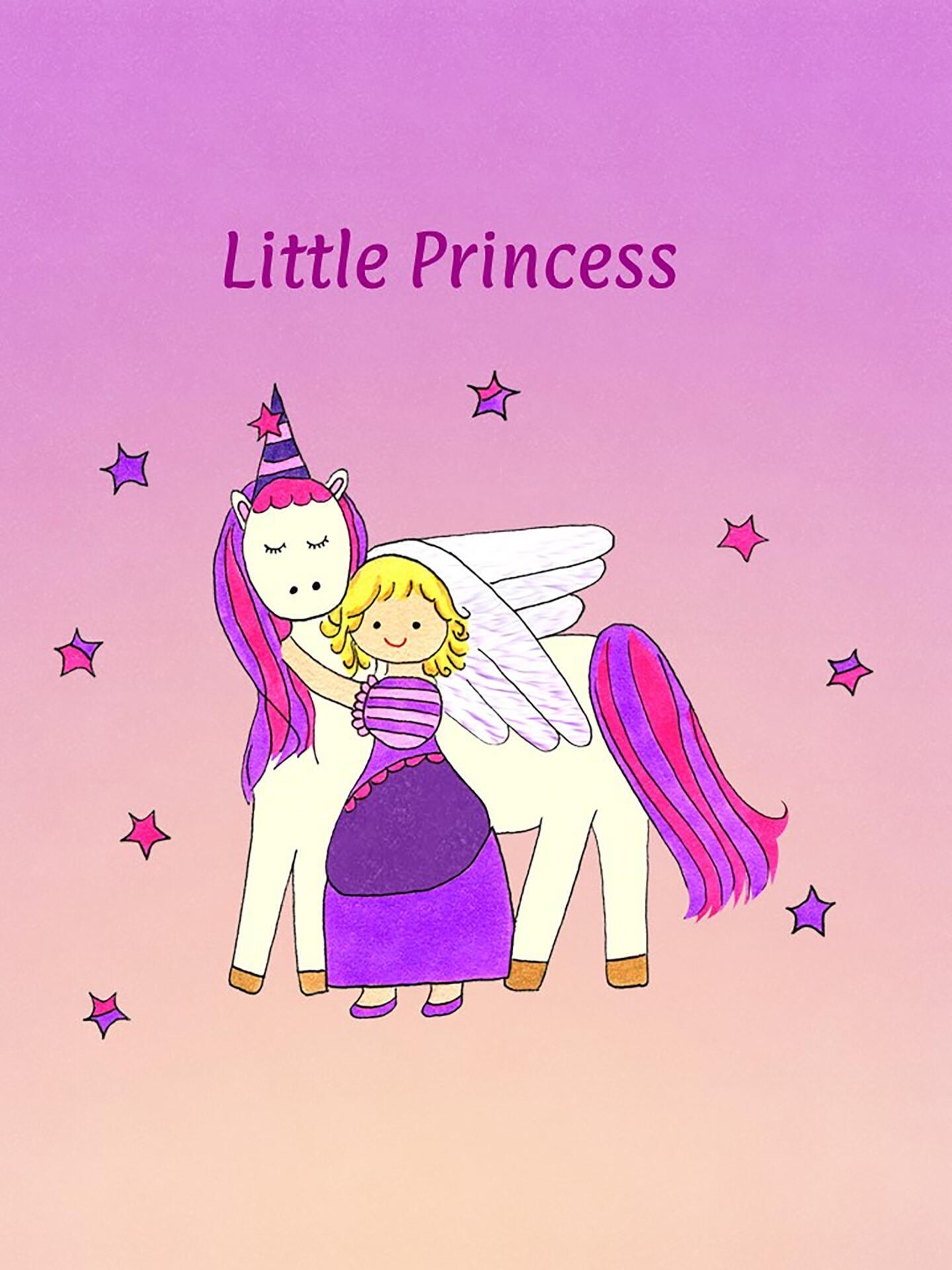 Little Princess eCard