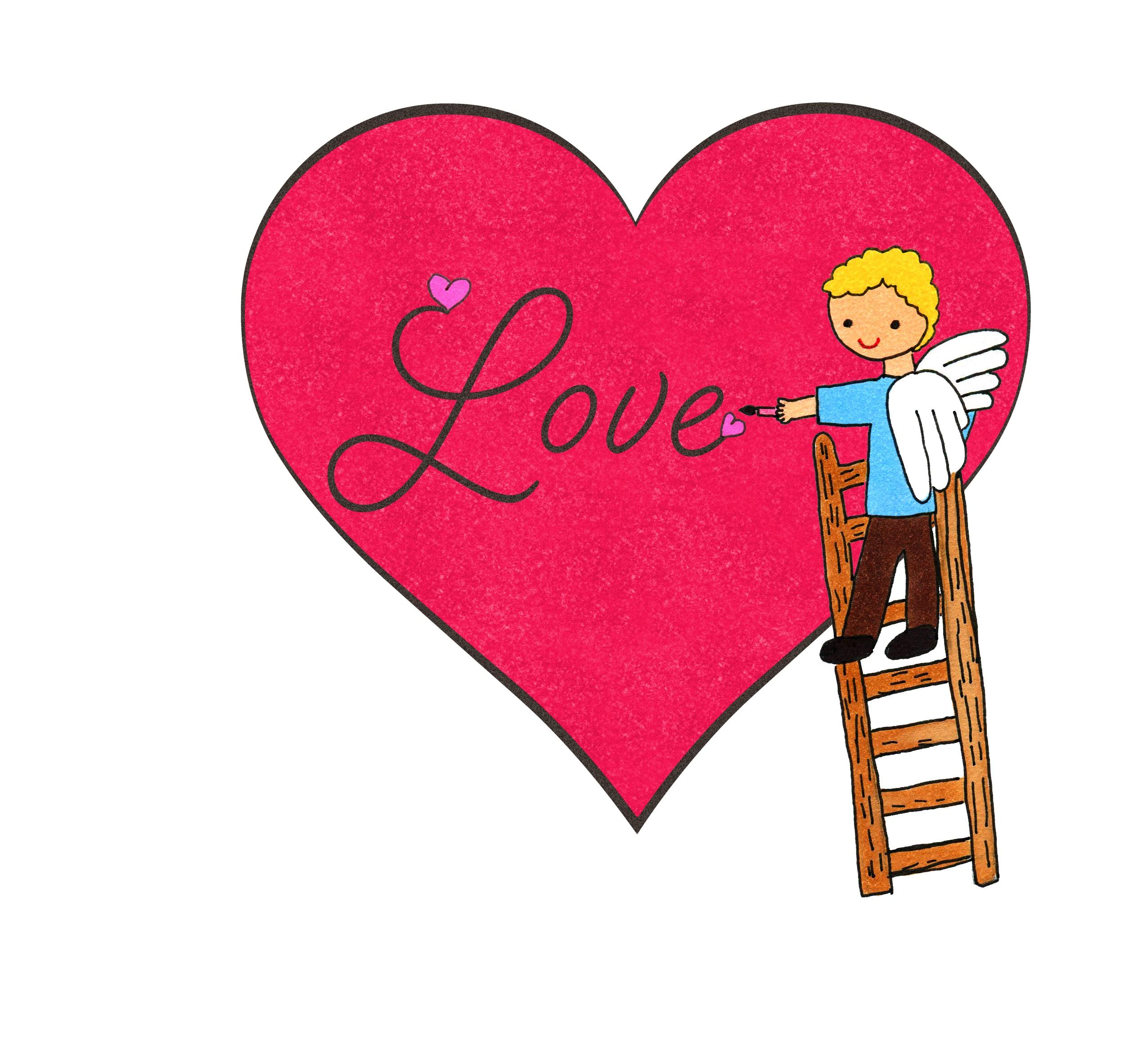 Writings on My Heart eCard