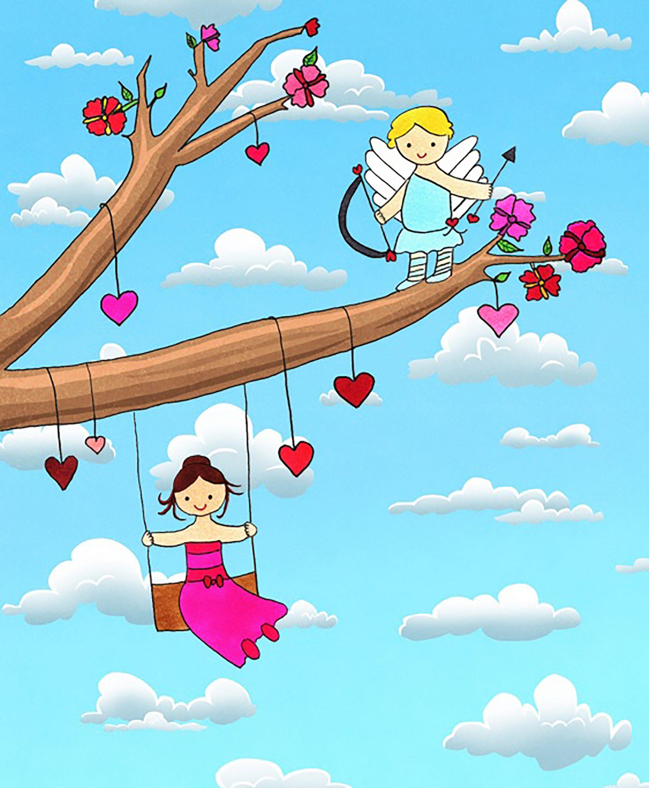 Cupid's Arrow Animated eCard