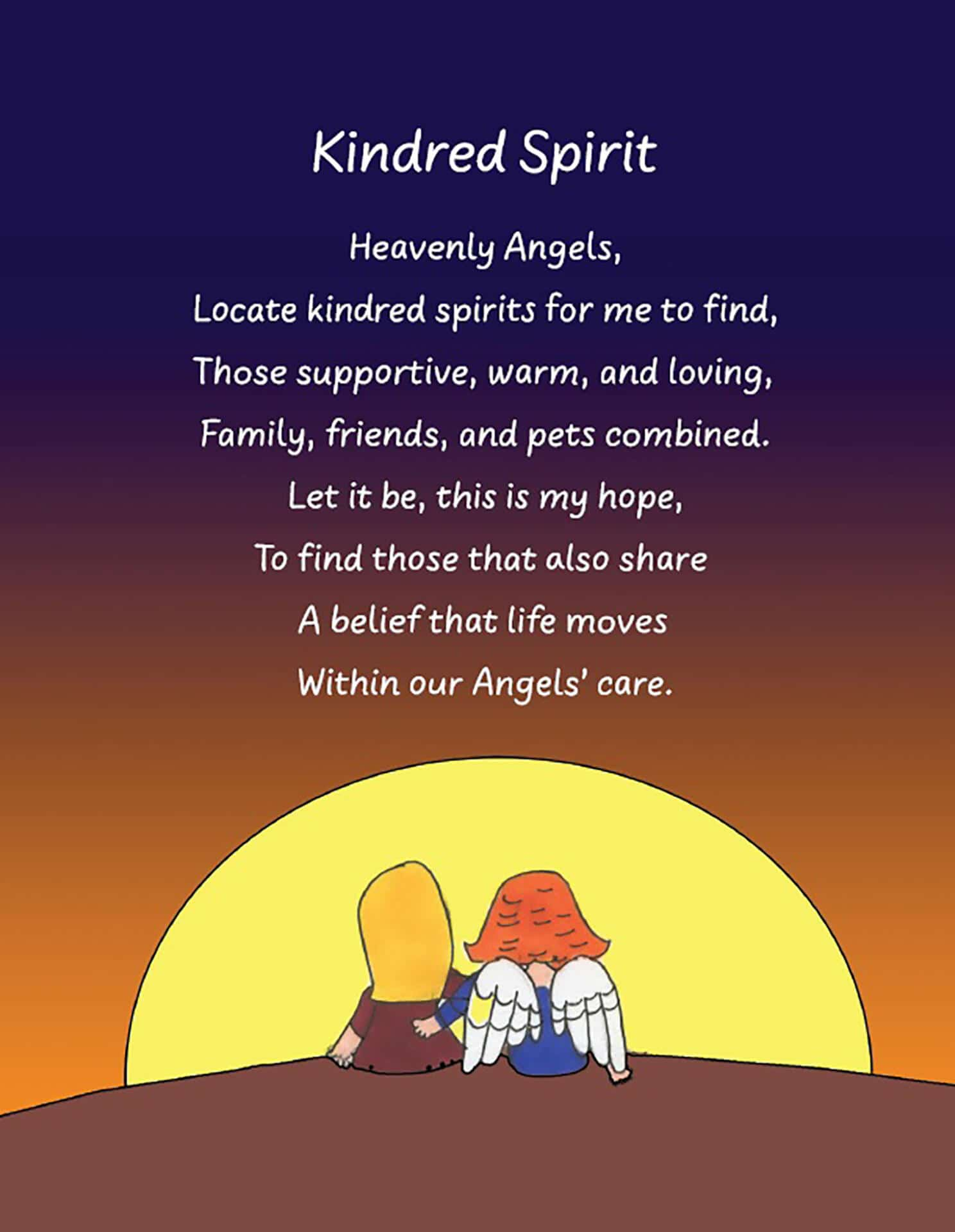 Kindred Spirits eCard