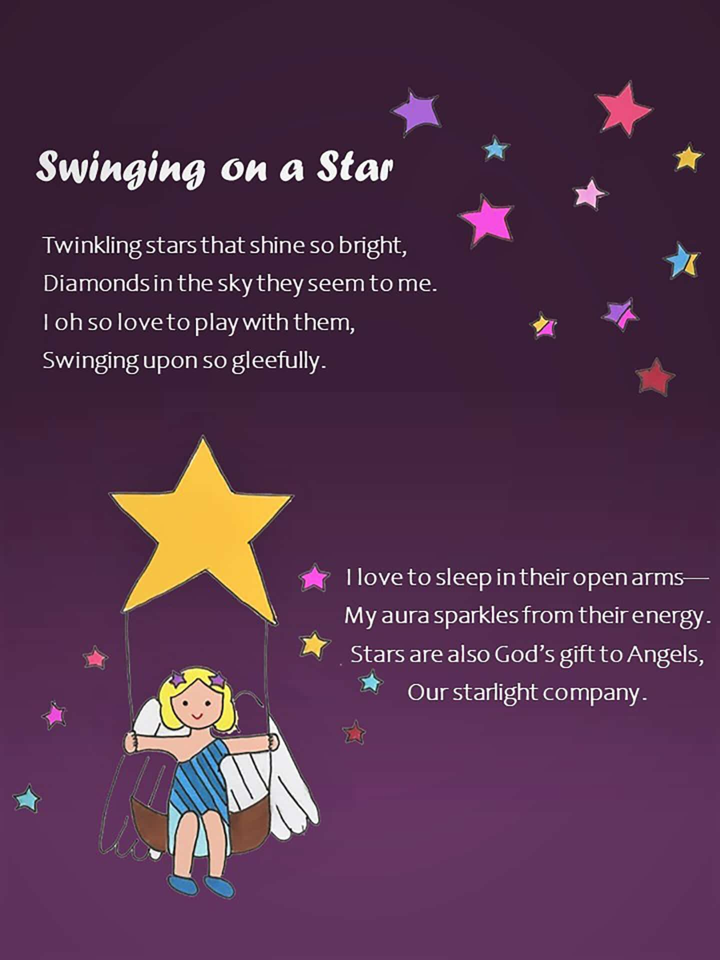 Swinging On a Star eCard