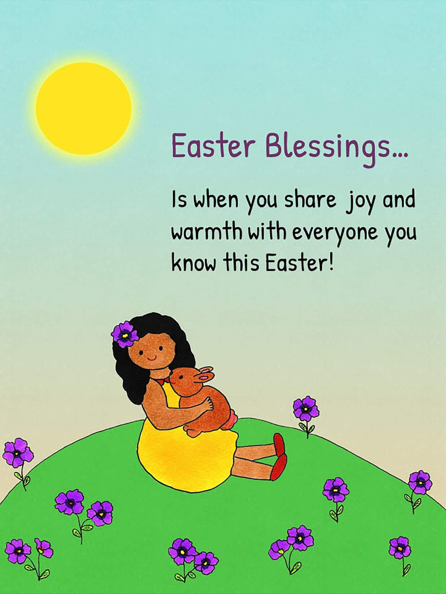 Easter Blessings eCard