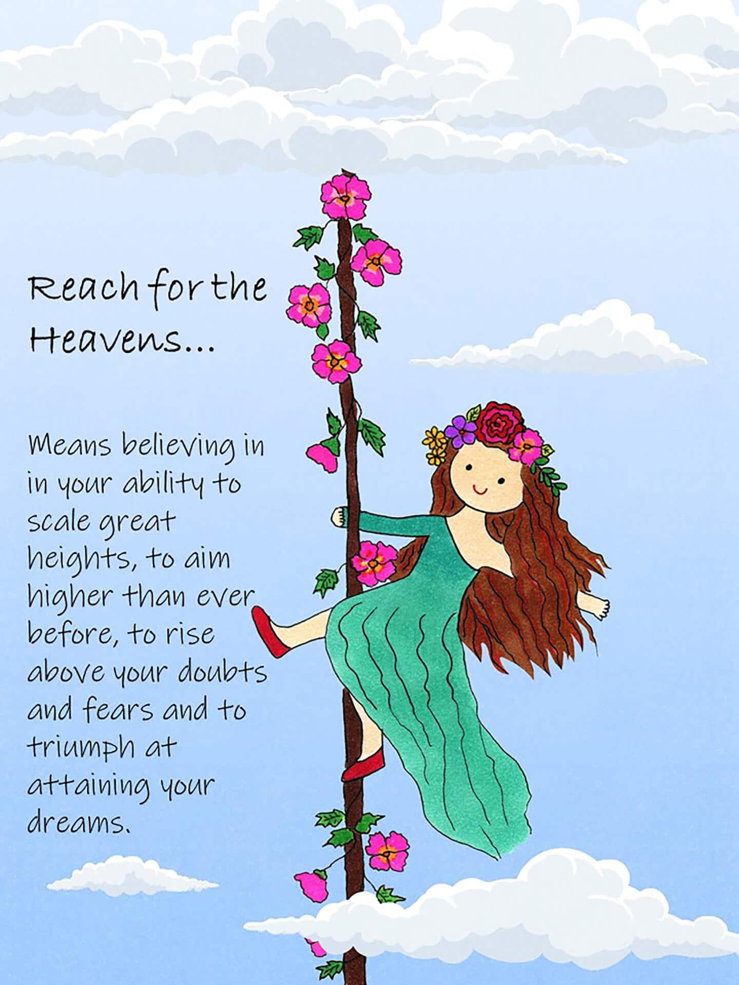 Reach for the Heavens eCard