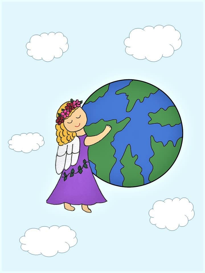 Change the Earth eCard
