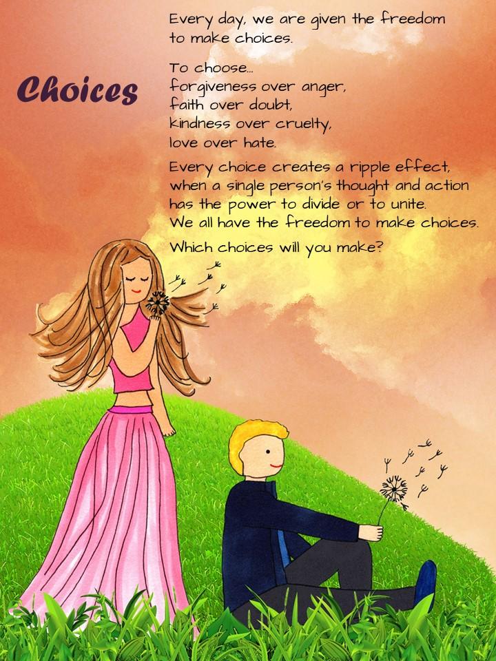 Choices eCard