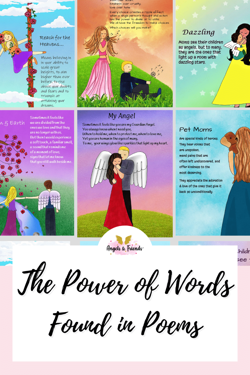 The Power of Words Found in Poems