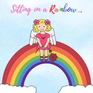 Sitting on a Rainbow ; staycation playlist ideas